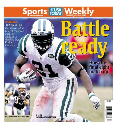 01/12/2011 Issue of Sports Weekly