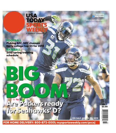 01/14/2015 Issue of Sports Weekly