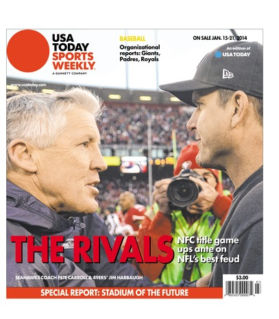 01/15/2014 Issue of Sports Weekly