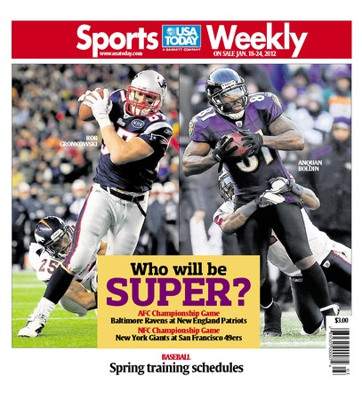 01/18/2012 Issue of Sports Weekly