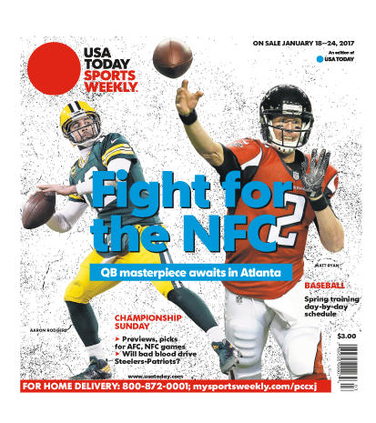 01/18/2017 Issue of Sports Weekly