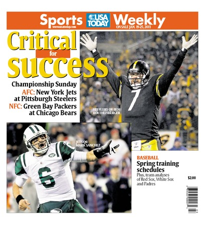 01/19/2011 Issue of Sports Weekly
