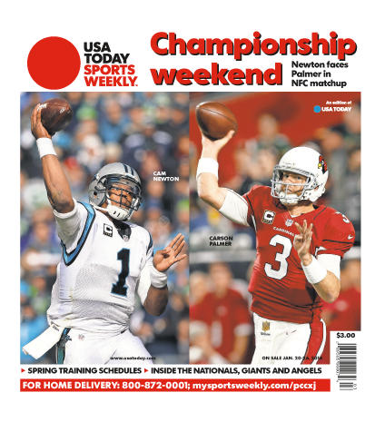 01/20/2016 Issue of Sports Weekly