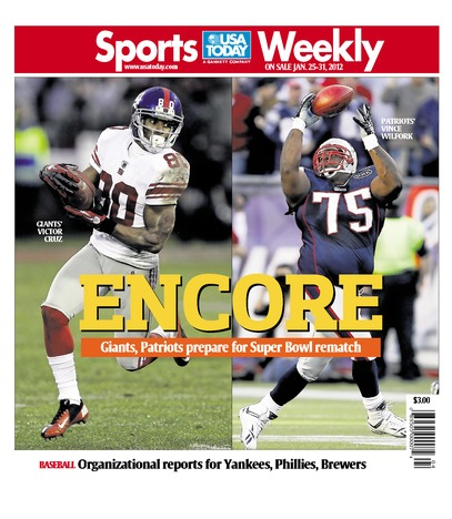 01/25/2012 Issue of Sports Weekly