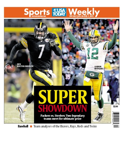 01/26/2011 Issue of Sports Weekly