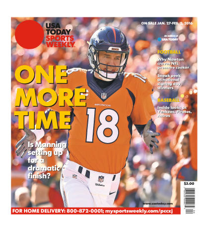 01/27/2016 Issue of Sports Weekly