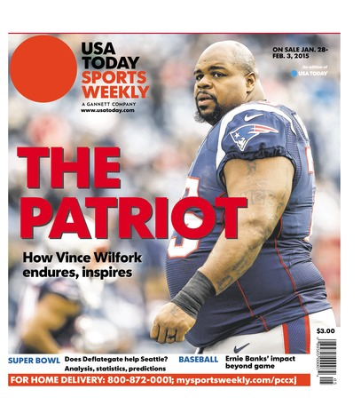 01/28/2015 Issue of Sports Weekly