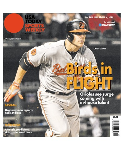 01/22/2014 Issue of Sports Weekly