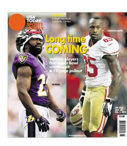 01/30/2013 Issue of Sports Weekly