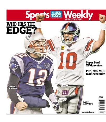 02/01/2012 Issue of Sports Weekly