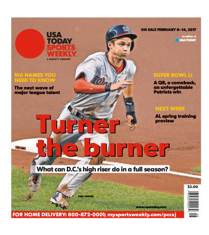02/08/2017 Issue of Sports Weekly