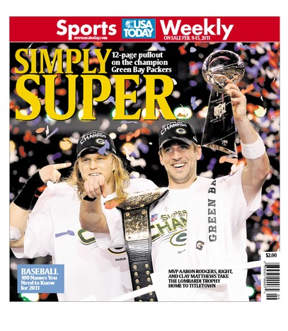 02/09/2011 Issue of Sports Weekly