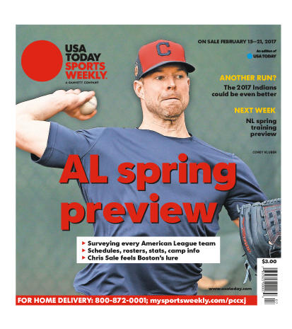 02/15/2017 Issue of Sports Weekly