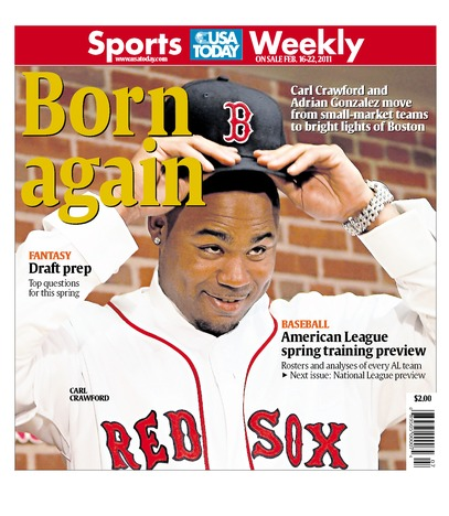 02/16/2011 Issue of Sports Weekly