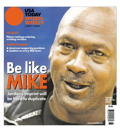02/20/2013 Issue of Sports Weekly