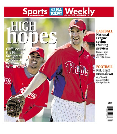 02/23/2011 Issue of Sports Weekly