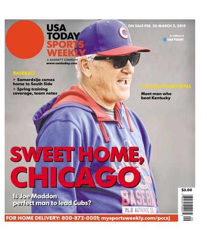 02/25/2015 Issue of Sports Weekly