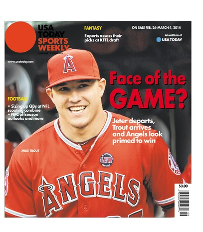 02/26/2014 Issue of Sports Weekly