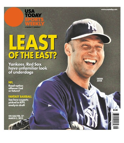 02/27/2013 Issue of Sports Weekly