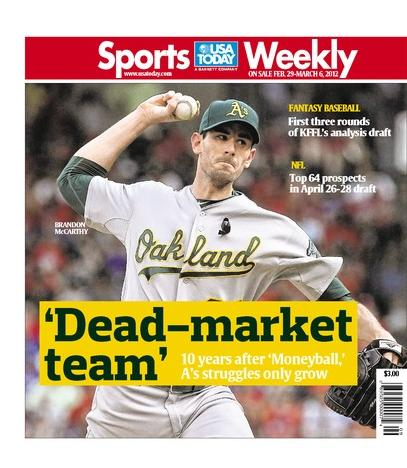 02/29/2012 Issue of Sports Weekly