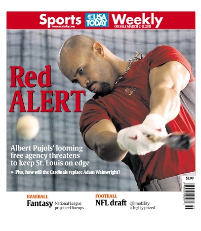 03/02/2011 Issue of Sports Weekly