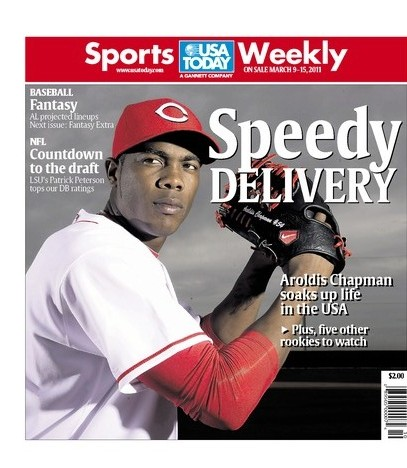 03/09/2011 Issue of Sports Weekly
