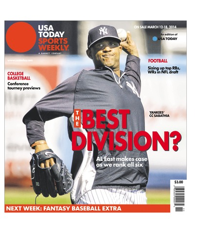 03/12/2014 Issue of Sports Weekly