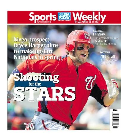 03/14/2012 Issue of Sports Weekly