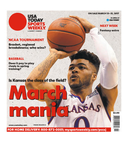 03/15/2017 Issue of Sports Weekly