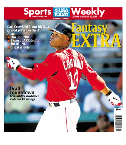 03/16/2011 Issue of Sports Weekly