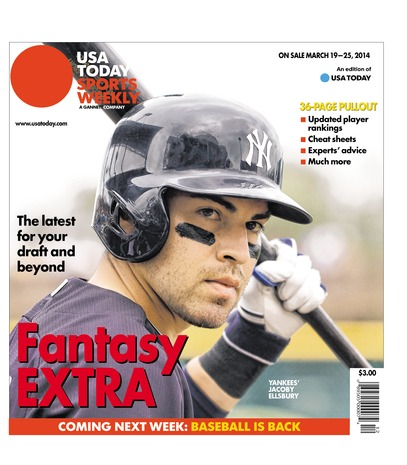 03/19/2014 Issue of Sports Weekly