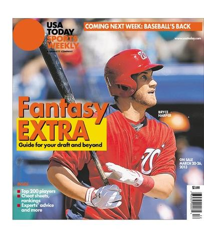 03/20/2013 Issue of Sports Weekly