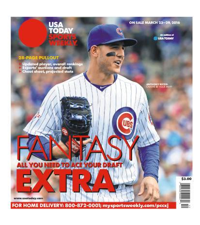 03/23/2016 Issue of Sports Weekly