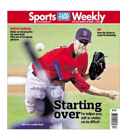 03/28/2012 Issue of Sports Weekly