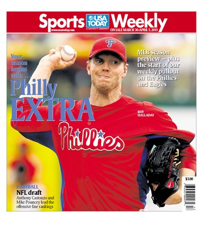 03/30/2011 Issue of Sports Weekly