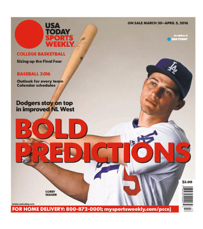 03/30/2016 Issue of Sports Weekly