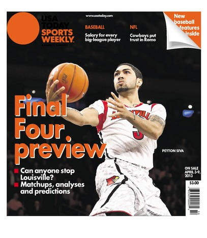 04/03/2013 Issue of Sports Weekly