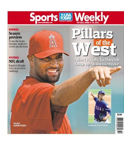 04/04/2012 Issue of Sports Weekly