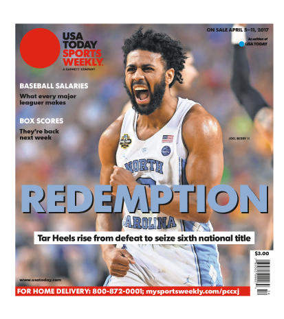 04/05/2017 Issue of Sports Weekly