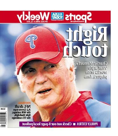 04/06/2011 Issue of Sports Weekly