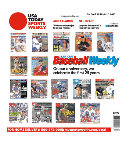 04/06/2016 Issue of Sports Weekly