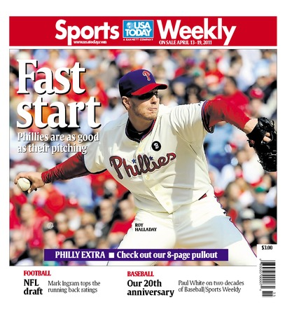 04/13/2011 Issue of Sports Weekly