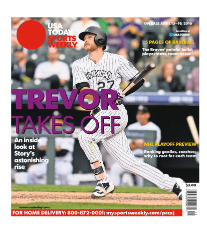 04/13/2016 Issue of Sports Weekly