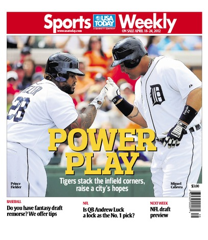 04/18/2012 Issue of Sports Weekly
