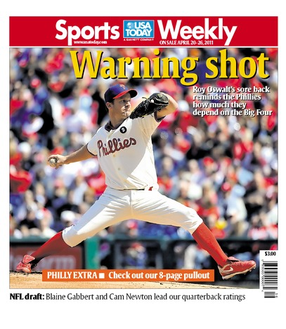 04/20/2011 Issue of Sports Weekly