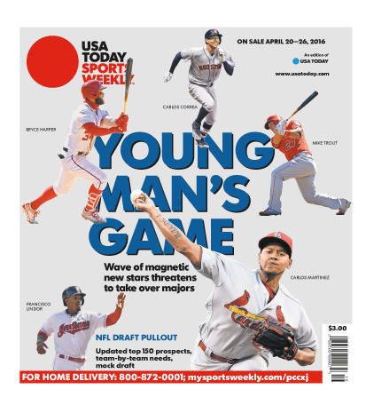 04/20/2016 Issue of Sports Weekly