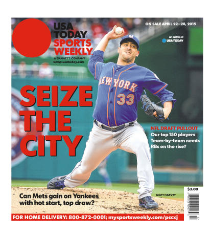 04/22/2015 Issue of Sports Weekly