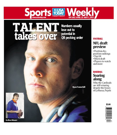04/25/2012 Issue of Sports Weekly