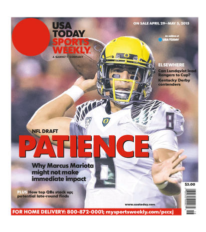 04/29/2015 Issue of Sports Weekly