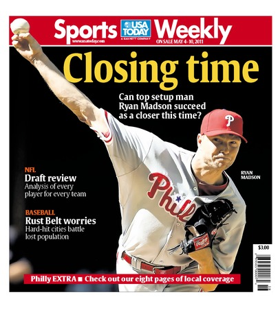 05/04/2011 Issue of Sports Weekly